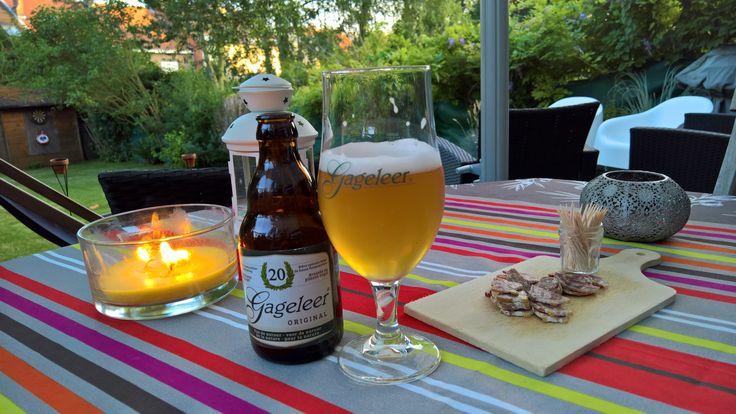 Gageleer, biologisch Belgisch bier met gagel