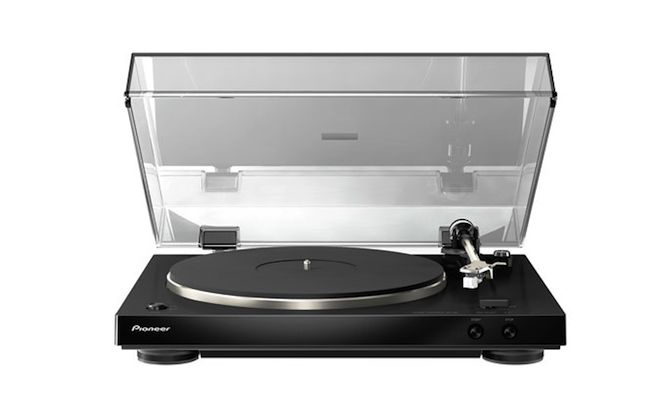 Pioneer unveil new plug-in-and-play audiophile turntable – The Vinyl Factory