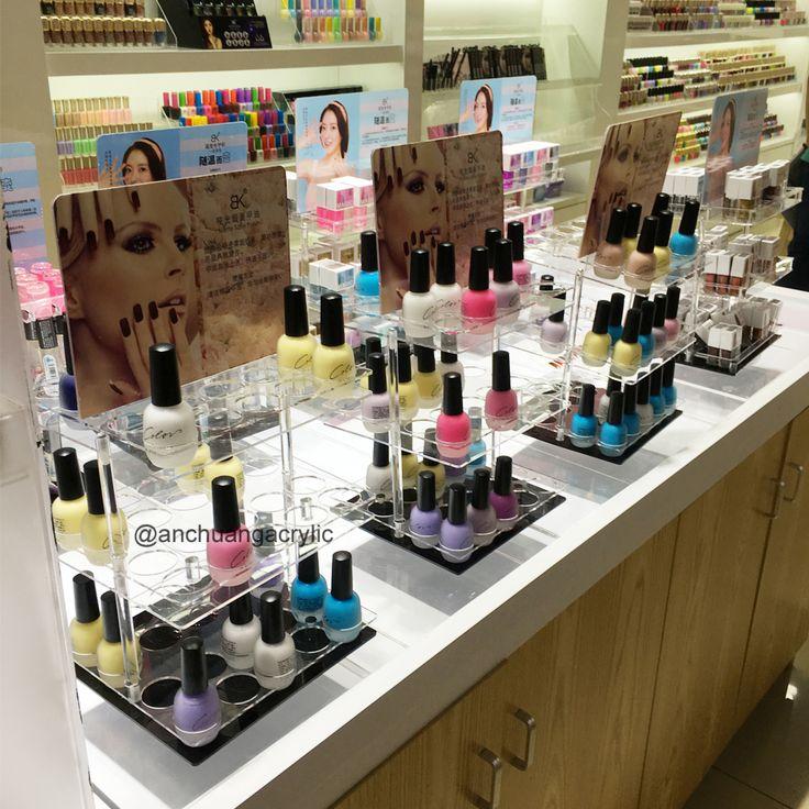 19 best nail polish display stand images on Pinterest   Nail polish ...