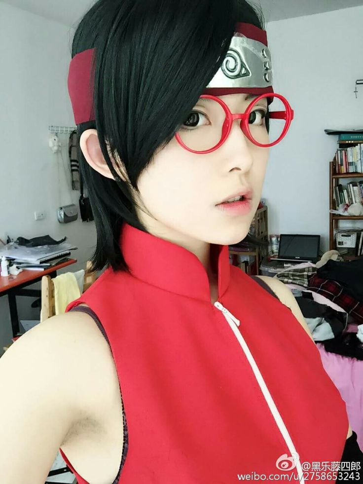 Japanese cosplay busty naruto