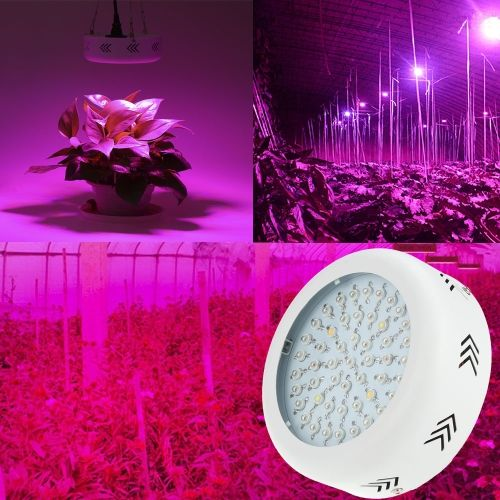 150W Ac85 265V 50Leds 15000Lm Plant Grow Light Full 400 x 300