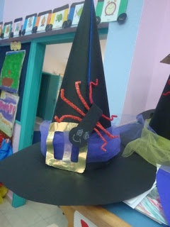 αποκριατικα καπελα halloween hats
