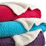 Teen Vogue Bedding Collection reticulated patterning for texture