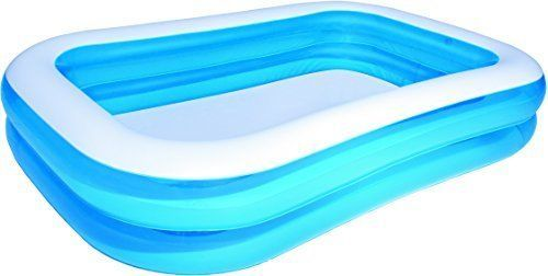 Family Pool Splash & Play Inflatable Paddling #FamilyPoolSplash