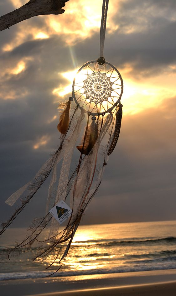 Dreamcatcher, By Heavenly earth Art, beautiful Sunset.