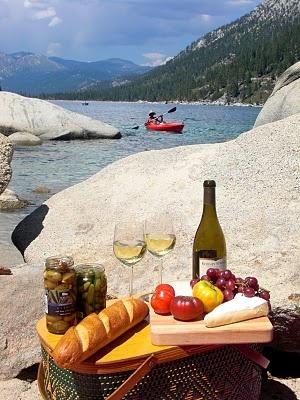 Thunderbird Lodge, Lake Tahoe. Kayak the beautiful shoreline at Lake Tahoe...simply amazing.