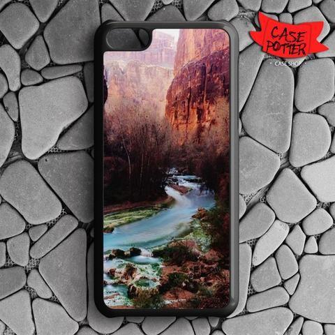 Havasu Canyon Creek iPhone 5C Black Case