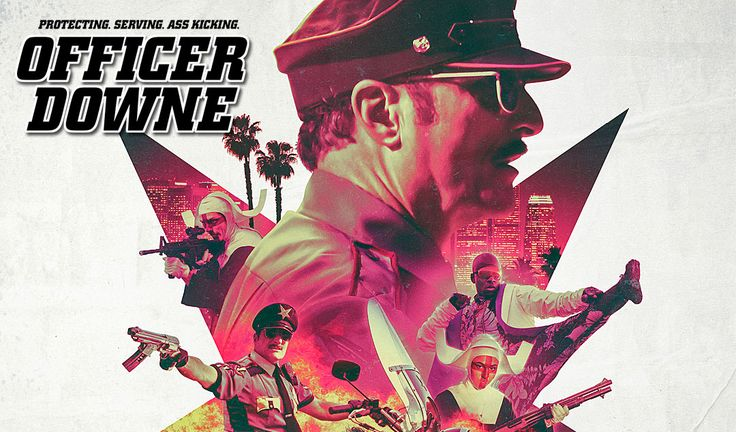 W#Tch <>< 2016 Officer Downe  <>< Full Hd Movie 1080Px, 720Px, DvD Rip, Download Free