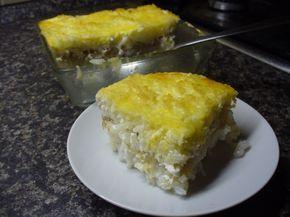 Jak připravit hruškový rýžový nákyp | recept