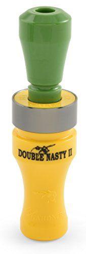 Buck Gardner Double Nasty 3 Duck Call   http://huntinggearsuperstore.com/product/buck-gardner-double-nasty-3-duck-call/