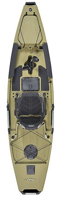 Hobie Mirage Pro Angler 12 Kayak 2013 Review
