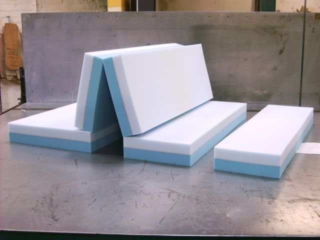 How thick is your bed foam? - Page 3 - VW T4 Forum - VW T5 Forum