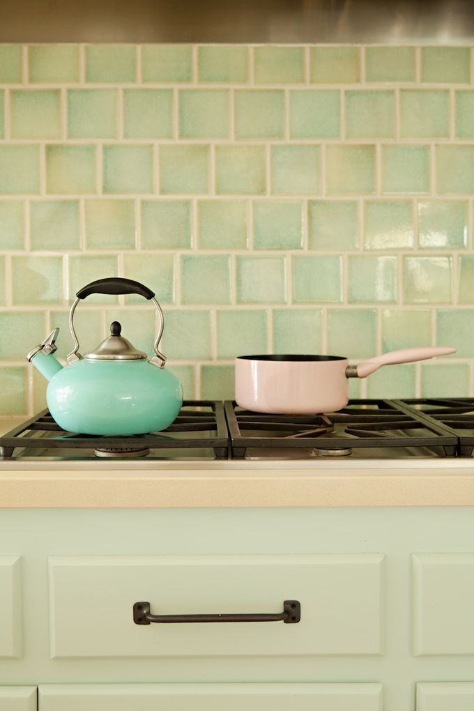 House of Turquoise: That tile!