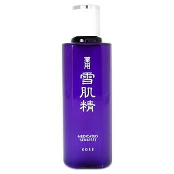 Medicated Sekkisei by Kose - 2638785601 by Kose. $109.85. Size - 360ml/12oz. An ultra-hydrating treatment lotion Helps eliminate dullness appearance Instantly hydrates & comforts the skin Leaves skin feeling perfectly clean & smooth Apply every morning prior cosmetic lotion