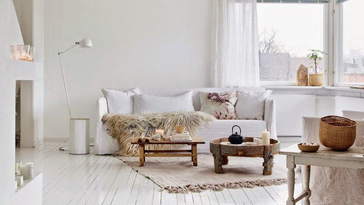Studio JOYZ: Warm wit huis