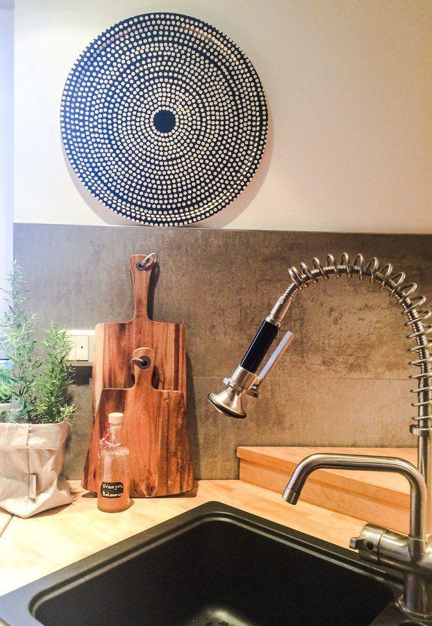25+ melhores ideias de Wanddeko küche no Pinterest Deko küche - küchen wand deko