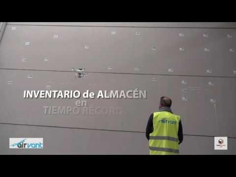 TeleCajas patrocina la presentación de Airvant: Logística con Drones | Blog: TeleCajas.com