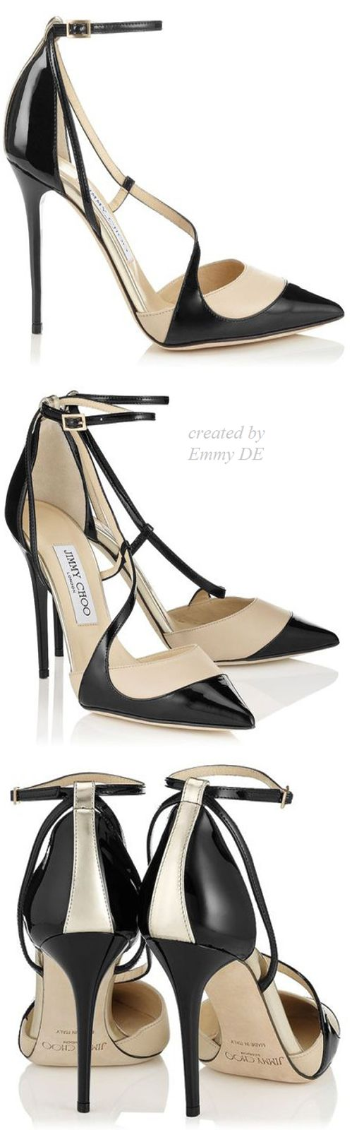 Brilliant Luxury by Emmy DE * Jimmy Choo Cruise Collection 2015