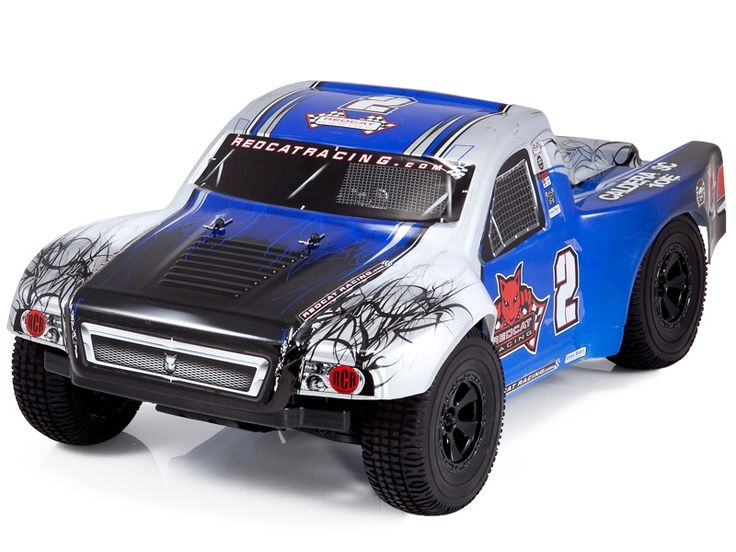 Enjoy the awesome power of the REDCAT RACING ELECTRIC RC TRUCKS BLUE CALDERA SC 10E 1/10 SCALE SHORT COURSE. Always Free Shipping!