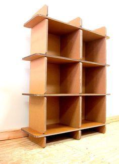 pin von c cile derzelle auf carton pinterest pappe m bel m bel aus pappe und pappe. Black Bedroom Furniture Sets. Home Design Ideas