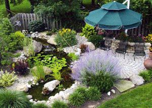Ponds Waterfalls Fountains Aquatic Plants Fish   Virginia Water Gardens    The Areas Finest Custom Residential