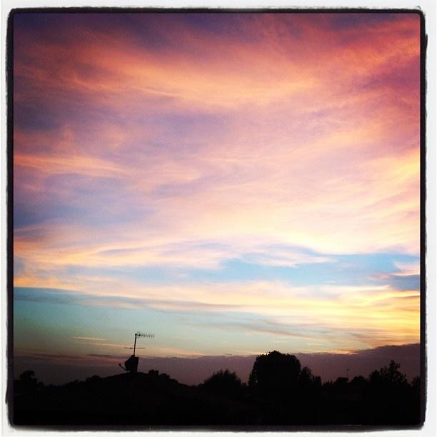 "@mauroparolo's photo: ""Yet another #sunset"""