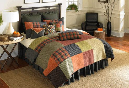 Woodland Square by Donna Sharp Quilts - BeddingSuperStore.com