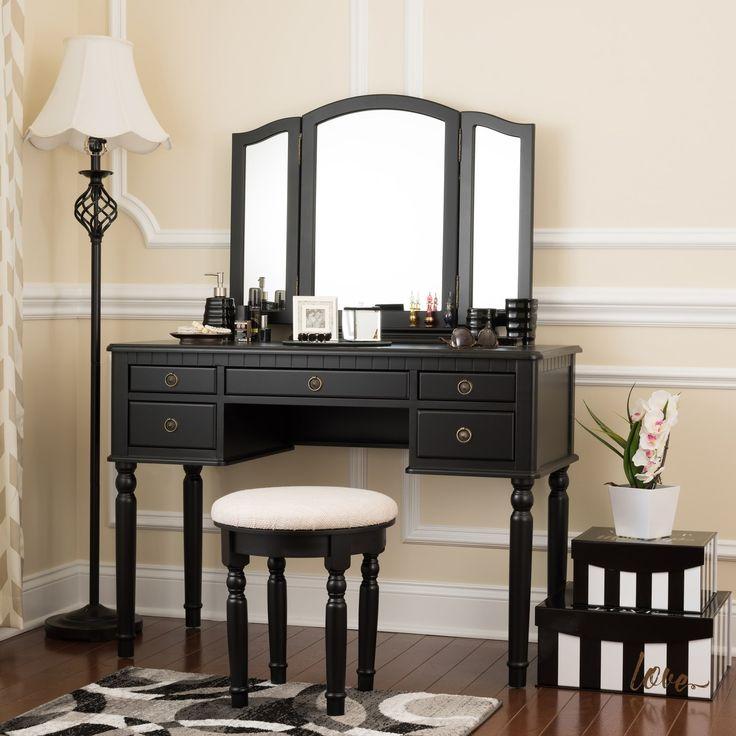 Best 25 Vanity Set Up Ideas On Pinterest Vanity Table With: Best 25+ Makeup Tables Ideas On Pinterest