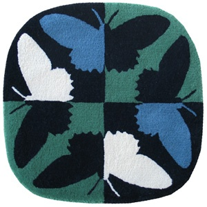 Dilana Rugs - Maquettes, this one by Richard Killeen
