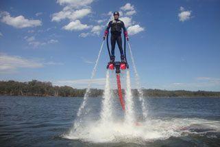 Flyboard Experience - 60 Minutes, Lake Eppalock, VIC | RedBalloon