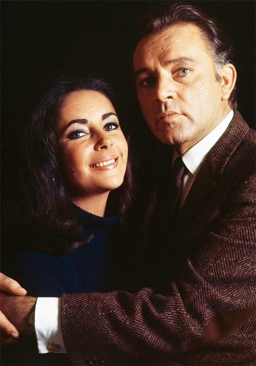 Elizabeth Taylor and Richard Burton, 1964
