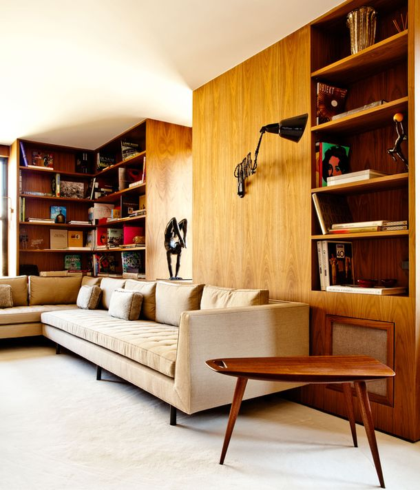 8 best Mid century wood panelling images on Pinterest | Home ideas ...