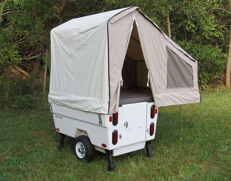 Best 25 Motorcycle Campers Ideas On Pinterest