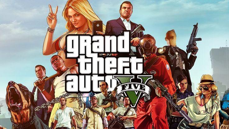 Grand Theft Auto V Gta5: partea 2 din setarile