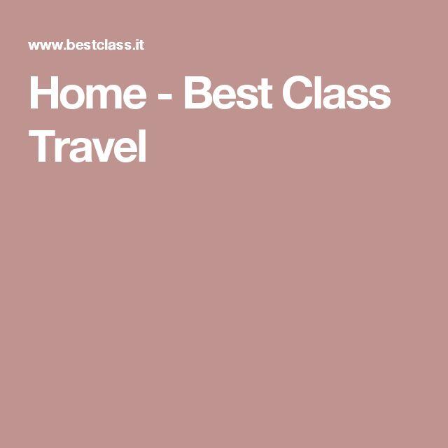 Home - Best Class Travel