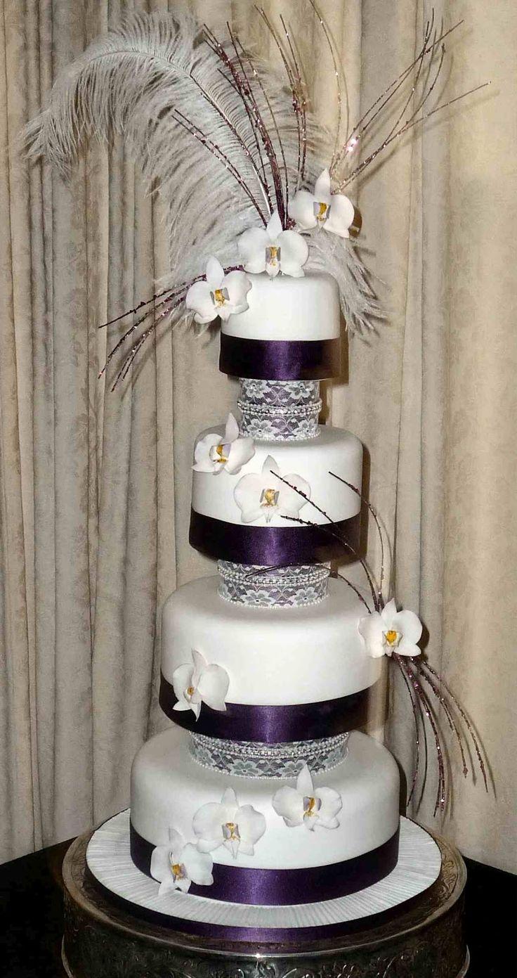 The 25 Best Retro Wedding Cakes Ideas On Pinterest