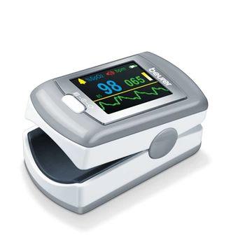 Mua Máy đo nồng độ oxy trong máu và nhịp tim cá nhân pin sạc kết nối USB Beurer PO80 chính hãng, giá tốt tại Lazada.vn, giao hàng tận nơi, với...