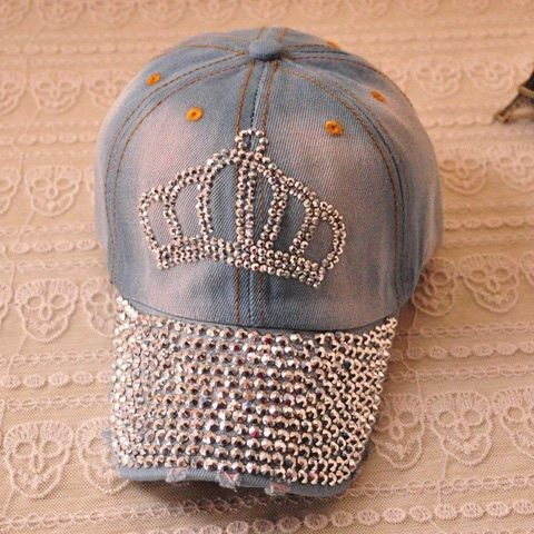 Chic Crown Pattern Hat – teeteecee - fashion in style