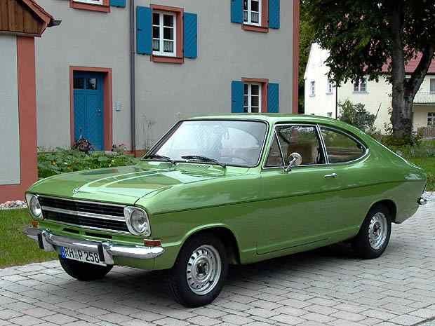 Opel Kadett B. My 1st car!