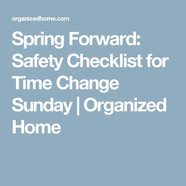 The 25+ Best Safety Checklist Ideas On Pinterest | E Safety Rules