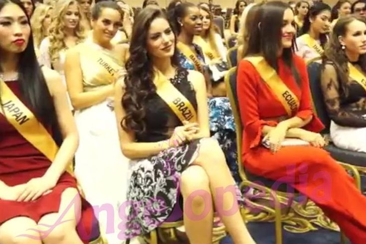 Watch A Fun Interview Of The Miss Grand International 2016 Contestants