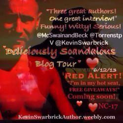 Deliciously Scandalous Blog Tour Big Giveaway