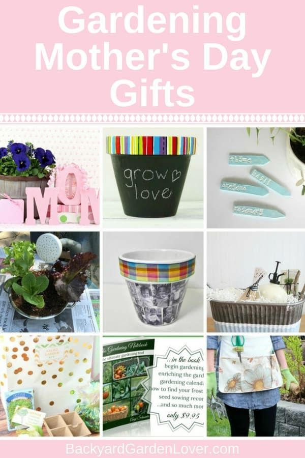 Meaningful Gardening Mother S Day Gifts That Will Make Her Feel Special Garden Gifts Gardening Gifts For Mom Easy Diy Gifts