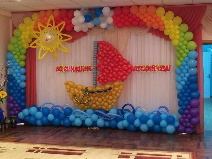 341 best images about balloon walls backdrops ceiling for Balloon backdrop decoration