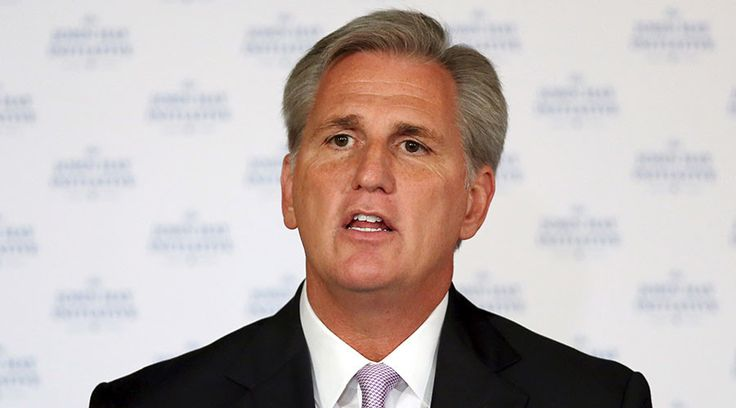 IP address from DHS edited Wikipedia to allege that Rep. Kevin McCarthy is having an affair — RT USA