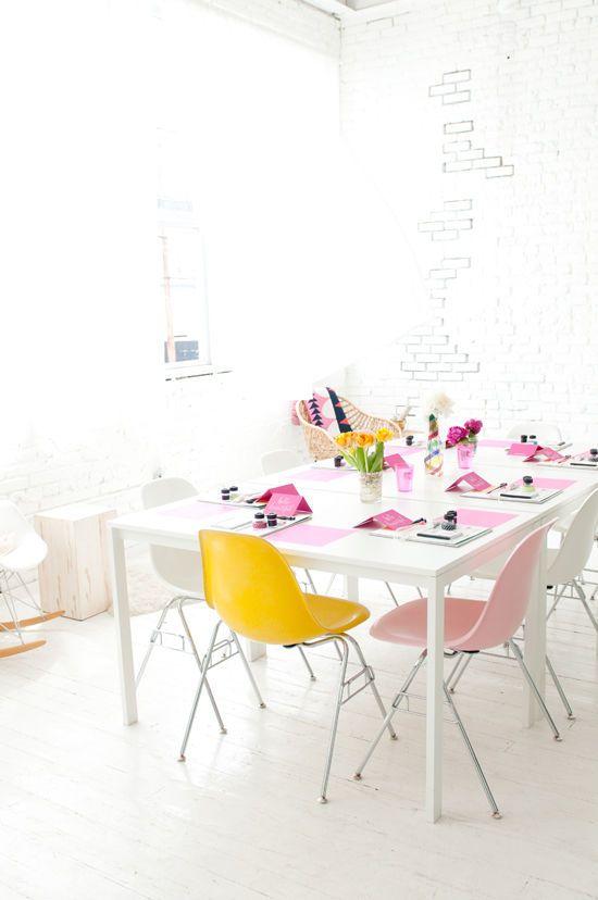 17 mejores ideas sobre sillas de comedor de color amarillo for Quiero ver sillas