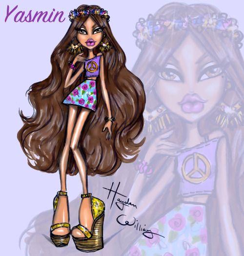 "Bratz Yasmin AKA ""Pretty Princess"" by Hayden Williams"