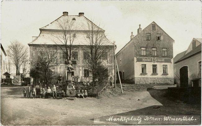 Böhmisch Wiesenthal 1929