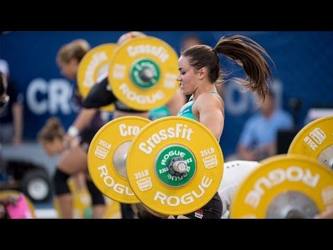 CrossFit®: The CrossFit Games: Individual 21-15-9 Complex