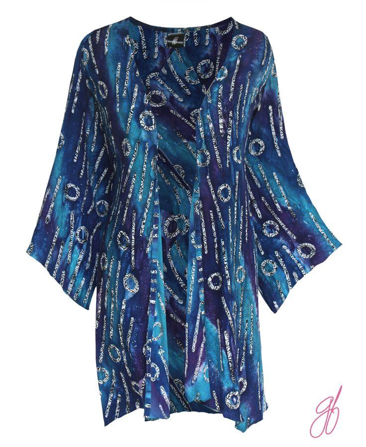 plus size cardigan kimono batik women 39 s plus size